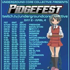 deswide@Pidgefest 04/04/2021