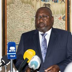 Secretário Executivo recebe cartas credenciais do Embaixador de Angola junto da CPLP - Declarações