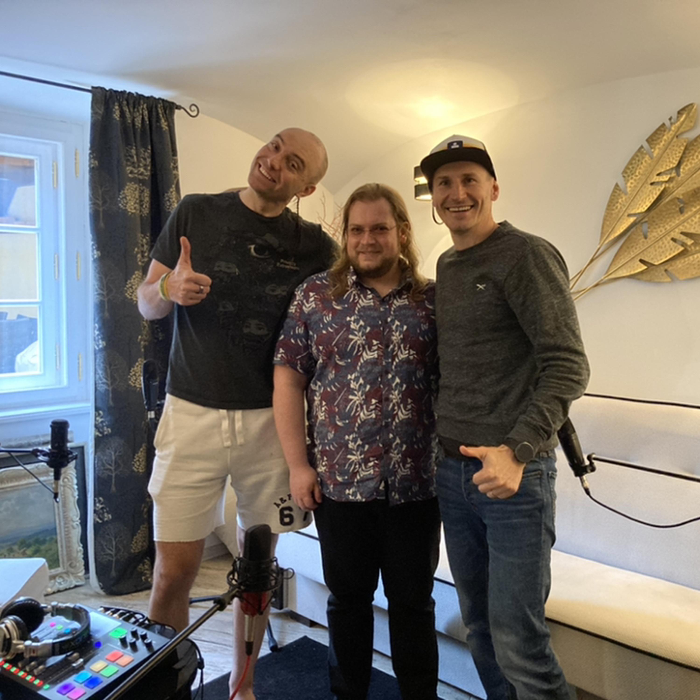 CZ Podcast 257 - Martin Děcký