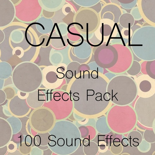 Casual SFX Pack Sound