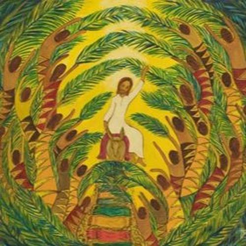 BCP Eucharist Palm Sunday