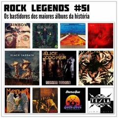 Rock Legends #51: Os Bastidores dos Maiores Álbuns da História