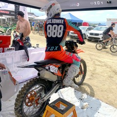 Burg Giliomee Talks about How Fox Raceway in Pala Went for His 1st AMA MX National
