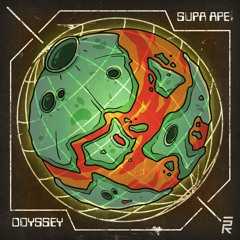 Supa Ape - Odyssey // OUT NOW ON BANDCAMP
