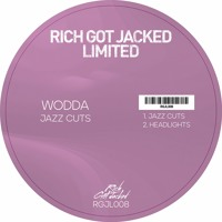 RGJL008 // Wodda - Jazz Cuts EP