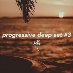 Leichsen 'October 2021' Progressive Deep Set #3 | 1 hour mix