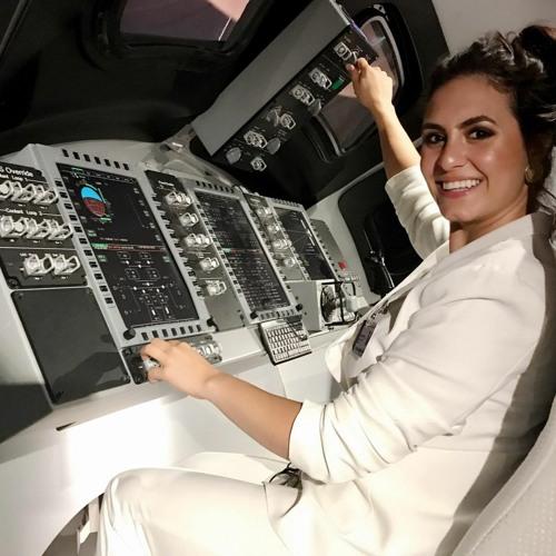 العمل في مجال الفضاء مع ديانا السندي