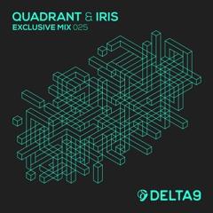 Quadrant & Iris - Exclusive Mix 025