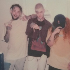 Lil Peep X Suicideboys Cross