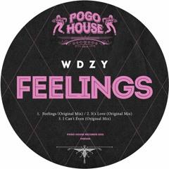 ►►► WDZY - Feelings [PHR305] 30th July 2021
