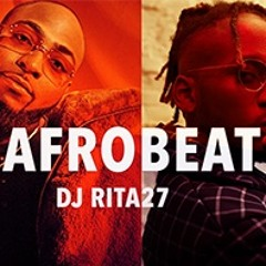 THE BEST OF AFROBEAT 2021. BY DJ RITA27.