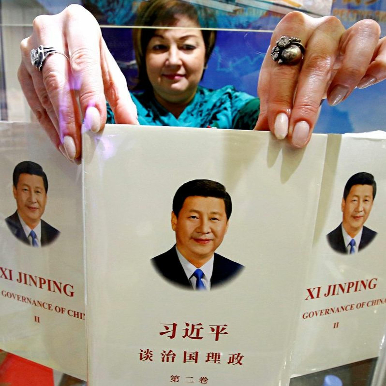 重磅一頁書 EP.14 狼性買書與「習近平霸榜」:中國出版業的混沌明日?