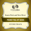 Pocket Full Of Seeds (Medium Key Performance Track With Background Vocals)
