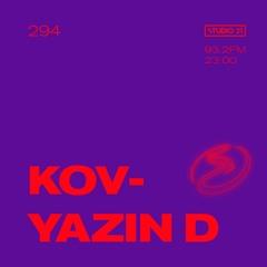 Resonance Moscow 294 w/ Kovyazin D (24.07.2021)