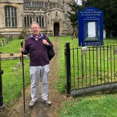 BBC Three Counties Radio - Bishop Steven North Bucks Pilgrimage
