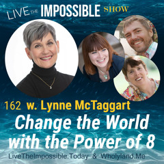 162 w. Lynne McTaggart: Change the World with the Power of 8