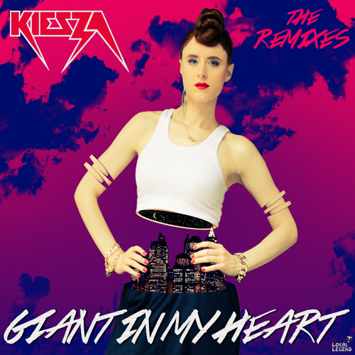 Giant In My Heart (Arches Remix)