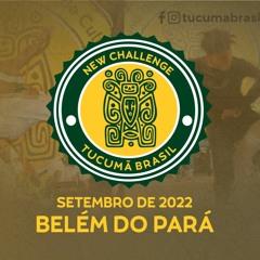 Desafio de Capoeira Tucumã Brasil - Praça da Republica 2021
