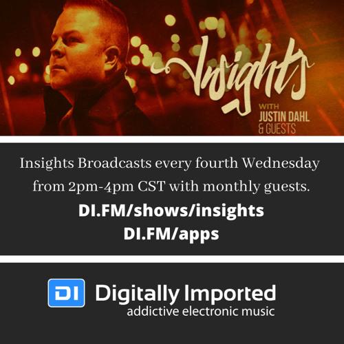 Justin Dahl Presents Insights on DI.FM Episode # 214