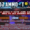 Download DJ AMMO - T 26TH JUNE 2020 NEW VS OLD MAKINA MIX Mp3