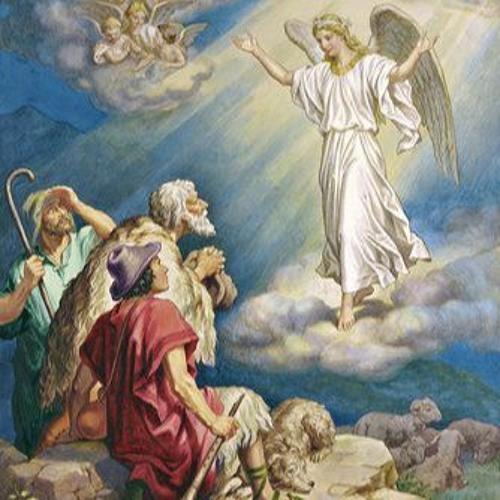 An Angel Speaks