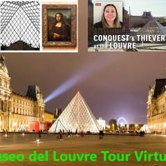 Louvre Museum Live Interactive Virtual Tour