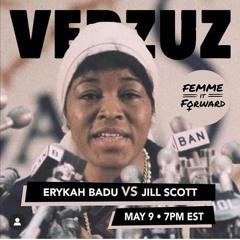 DJ WALK Presents: Jill Scott and Erykah Badu pre-game