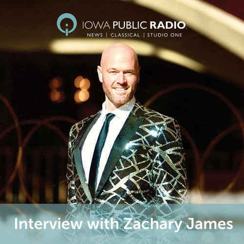 IPR's Jacqueline Halbloom interviews Zachary James