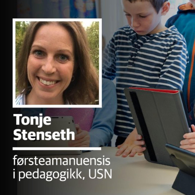 Forskning: Elevers digitale leseferdigheter. Intervju med Tonje Stenseth