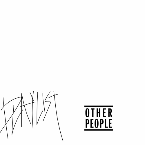 Other People Releases Playlist 𓃖 𓃚 𓅰 𓅸