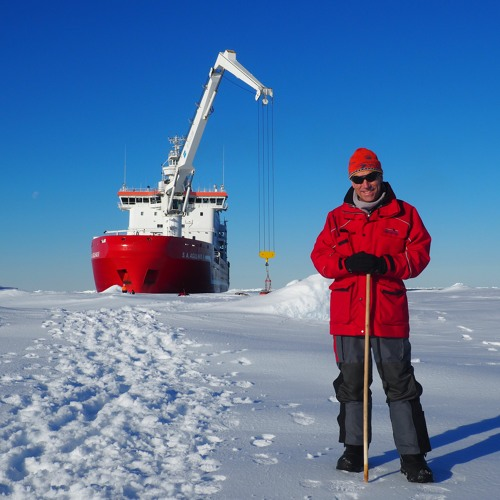 Pack ice, -20°C and extreme remoteness, Dr John Shears and the 2019 Weddell Sea expedition