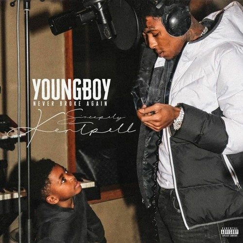 YoungBoy Never Broke Again - On My Side (Instrumental)