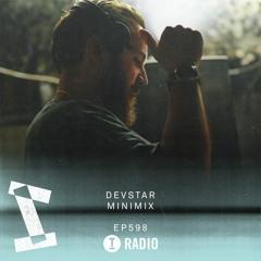Toolroom Radio EP598 - Devstar Minimix