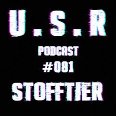 U.S.R Podcast #081 Stofftier