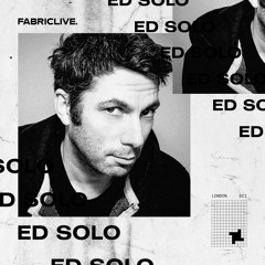 Ed Solo FABRICLIVE x Jungle Cakes Mix
