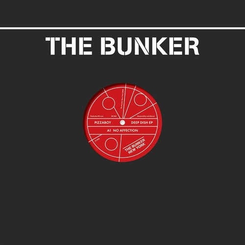"""Pizzaboy """"Deep Dish"""" EP (The Bunker New York BK-042) CLIPS"""