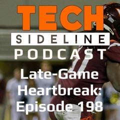 Late Game Heartbreak: Episode 198