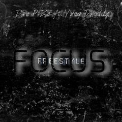 Focus Freestyle   @prodbypzo X @yungdreddy