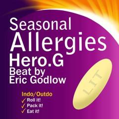 Seasonal Allergies (beat by Eric Godlow)