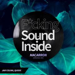 Javi Colina, Quoxx - MACARRON (Original Mix)