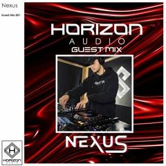 HORIZON AUDIO GUEST MIX 001 - NEXUS