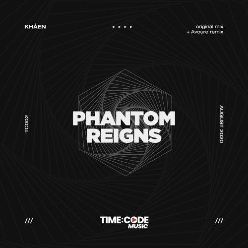 Khåen - Phantom Reigns EP #TIME002