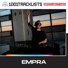 Empra - 1001Tracklists 'You & I' Spotlight Mix [Sunset Live Set, Matrix Warehouse, Bochum, Germany]