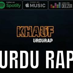 Khauf - Yousuf Saad   Urdu Rap   Prod. By  @HammadRashid 