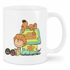 Scooby Doo the mystery machine mug