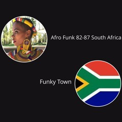 Afro Funk 82-87 South Africa