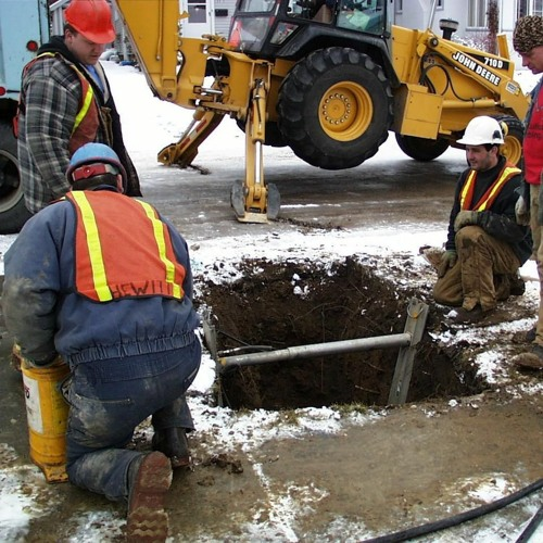 Replace Lead Pipes Now - The Bottom Line with Jerry Keenan