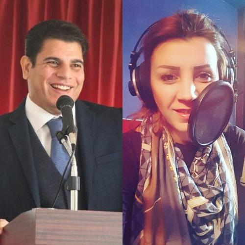 مانشيت صوت المدى مع شيرين ناصر والضيف مدير مركز الارتكاز الاعلامي سالم زهران