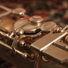 HELIO II - Amplified Contrabass flute in C - A.Baticci