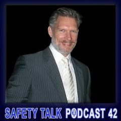 Safety Talk 42 – CK Redlinger of Mission X discusses safety & security